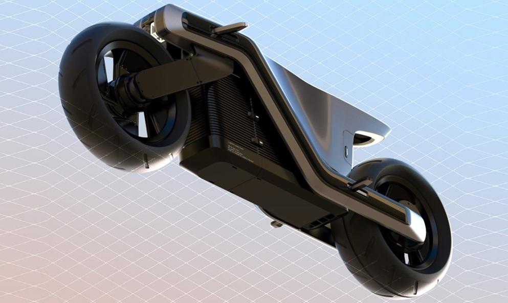 Un Z avec deux roues : on a trouvé la moto électrique de l'année