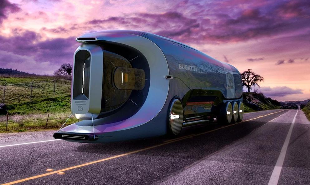 Selon un designer, le camion du futur pourrait ressembler à ça