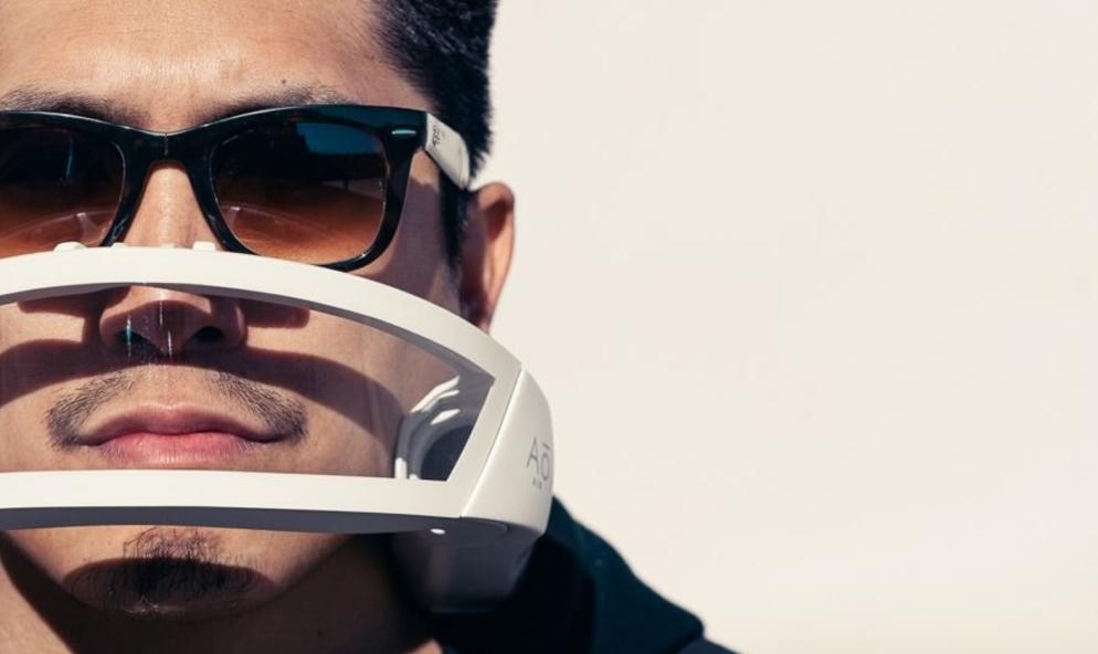 La meilleure solution contre la pollution (et les virus), c'est ce casque purificateur d'air