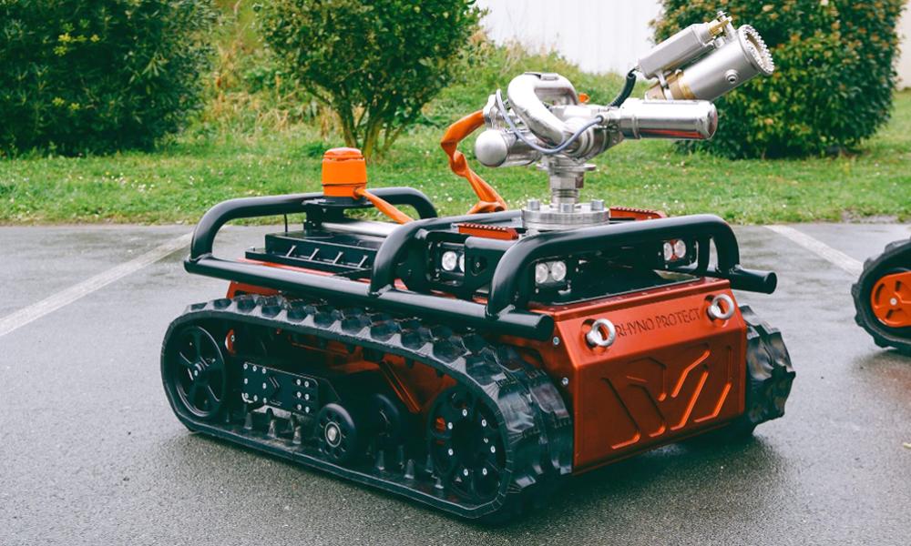 Après avoir sauvé Notre-Dame, ce robot veut éradiquer le coronavirus