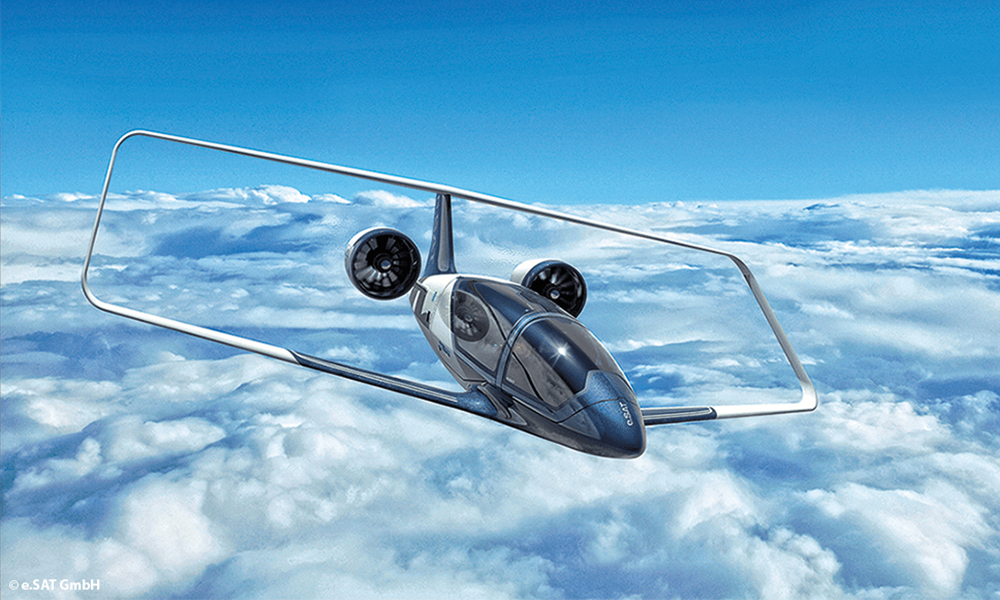 En Allemagne, ce taxi volant silencieux pourrait décoller dès 2022