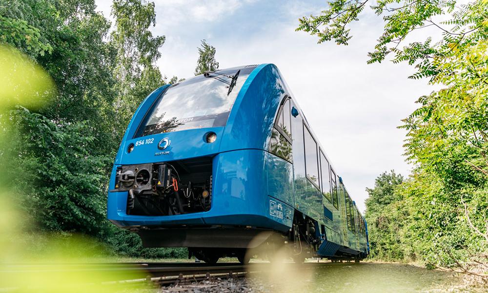 Feu vert : les trains à hydrogène autorisés à rouler partout en Europe