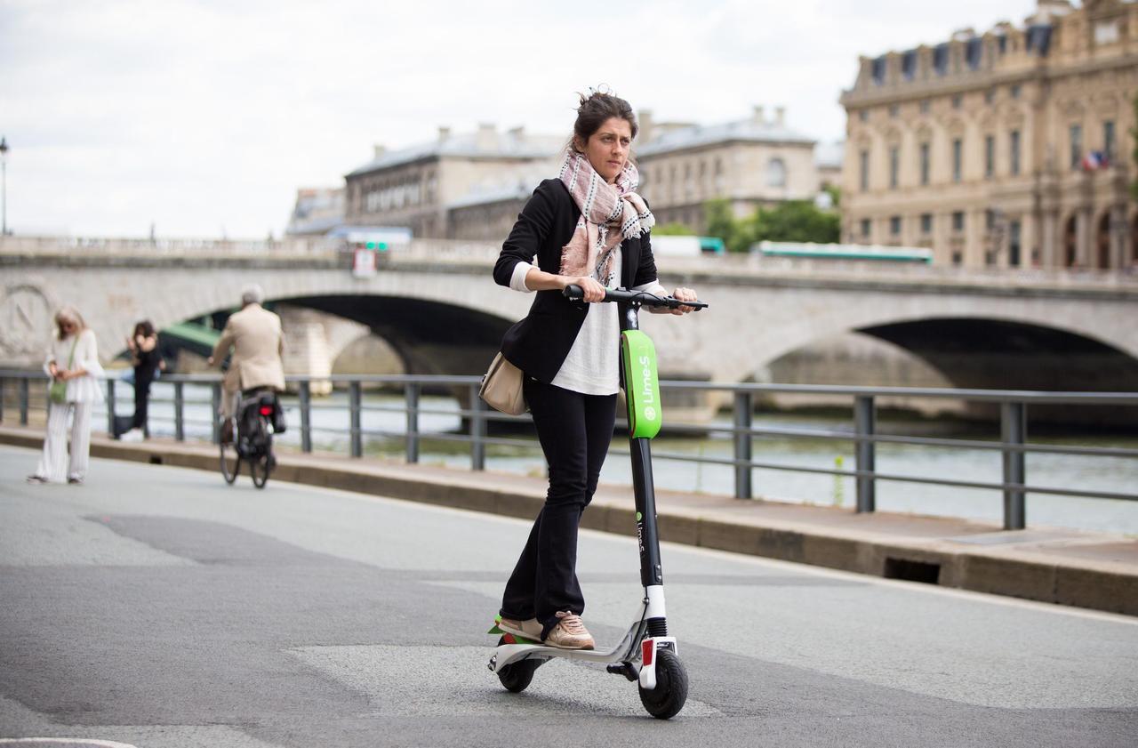 Débat : les trottinettes électriques peuvent-elles remplacer les transports en commun ?