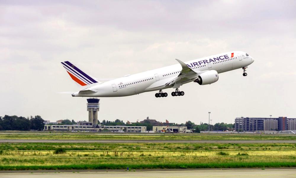 Tous les vols intérieurs d'Air France de moins de 2h30 sont désormais interdits