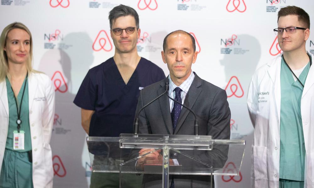 Coronavirus : Airbnb propose des hébergements gratuits au personnel soignant