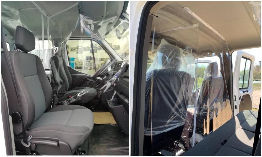 Sortez couverts : voici une bâche pour se protéger du COVID-19 en voiture