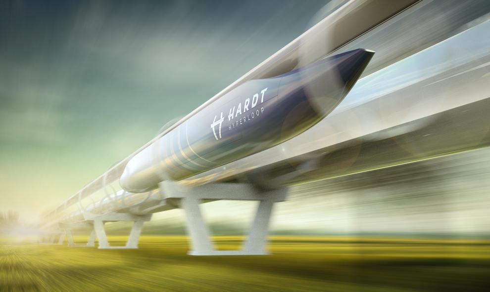L'Europe pourrait bientôt se doter d'un «super-train» roulant à 1000 km/h