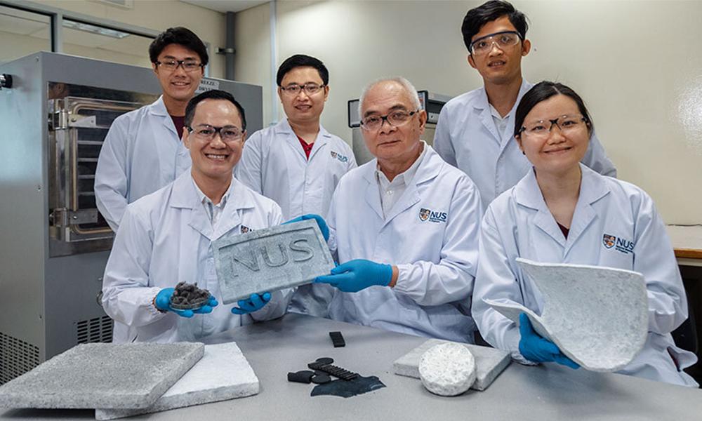 Ces chercheurs ont enfin trouvé comment recycler nos vieux pneus