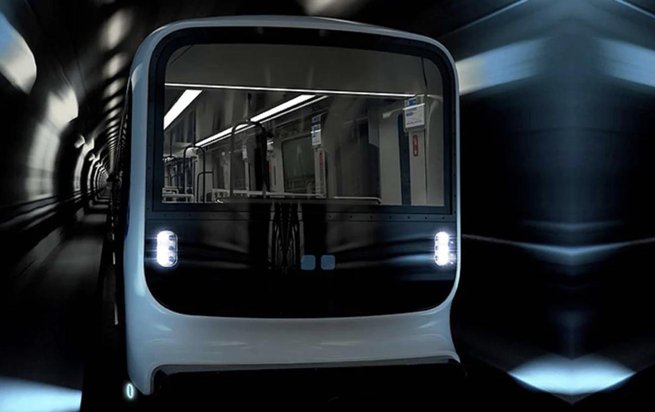 Luxe, calme et mobilité : voici le futur métro de Marseille selon Ora-ïto