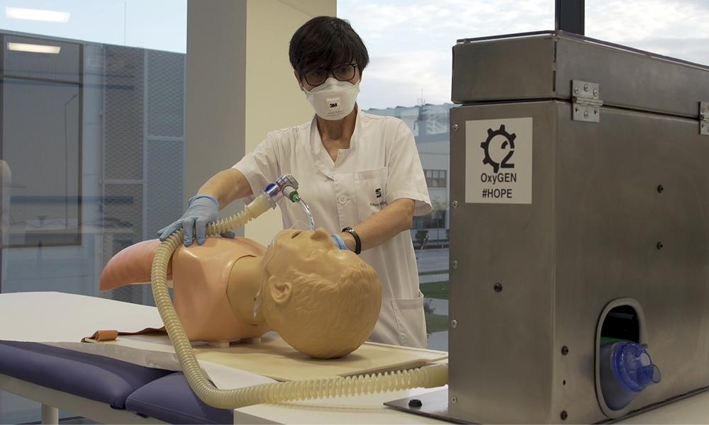 COVID-19 : SEAT lance la fabrication d'appareils respiratoires d'urgence
