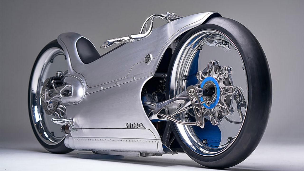 """Cette moto culte des années 1920 revient en version électrique à """"imprimer"""" chez soi"""