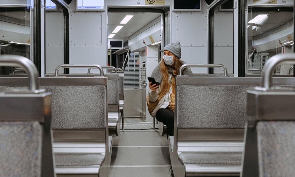 Dans le métro parisien, des caméras pour vérifier que vous portez bien un masque