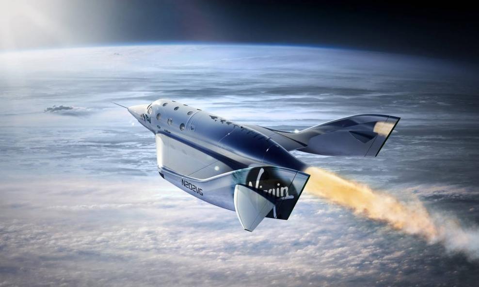 Bientôt des vols Paris-New York en 90 minutes grâce à Virgin Galactic ?