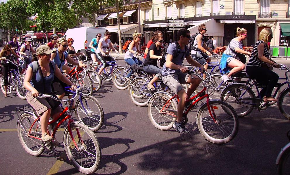 À Paris, un «RER vélo» dès 2025 avec 650 km de pistes cyclables