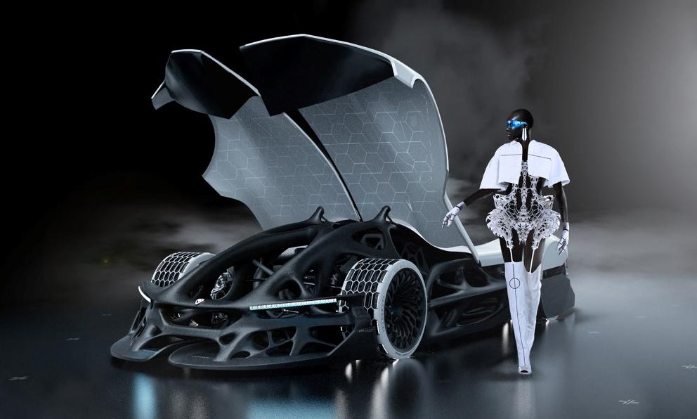 Cette voiture qui roule à l'oxygène sera prête… dans 60 ans