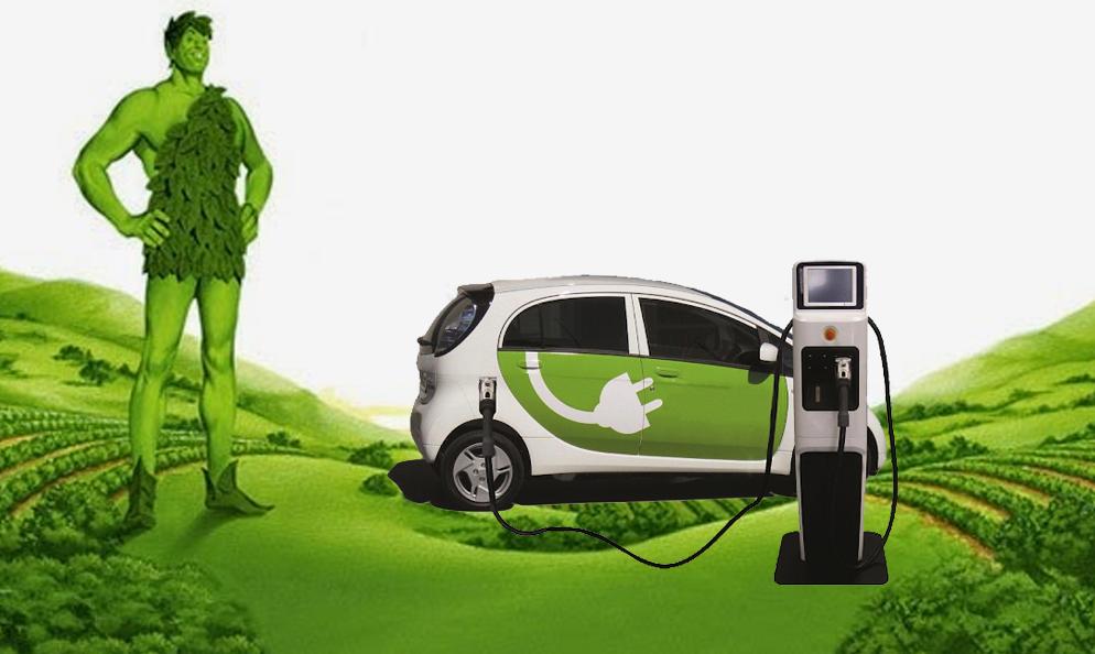 Et si l'avenir de la voiture électrique était le… maïs ?