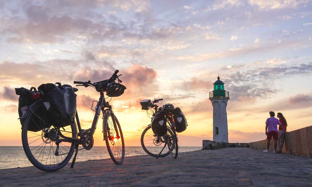 La Vélomaritime : une piste cyclable géante pour découvrir 1500 km de côtes françaises