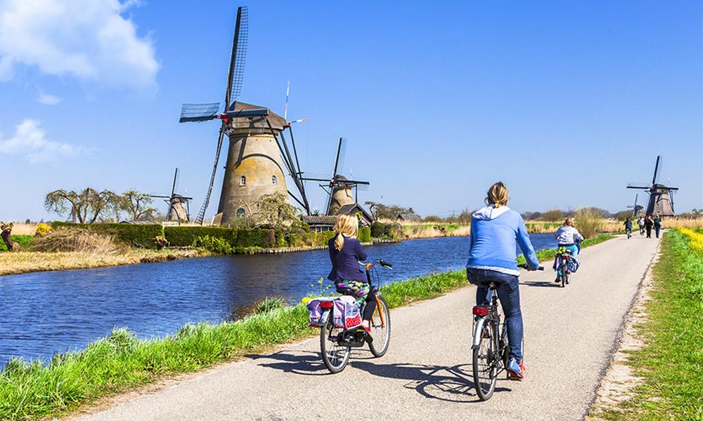Pourquoi le vélo est-il aussi populaire aux Pays-Bas ?