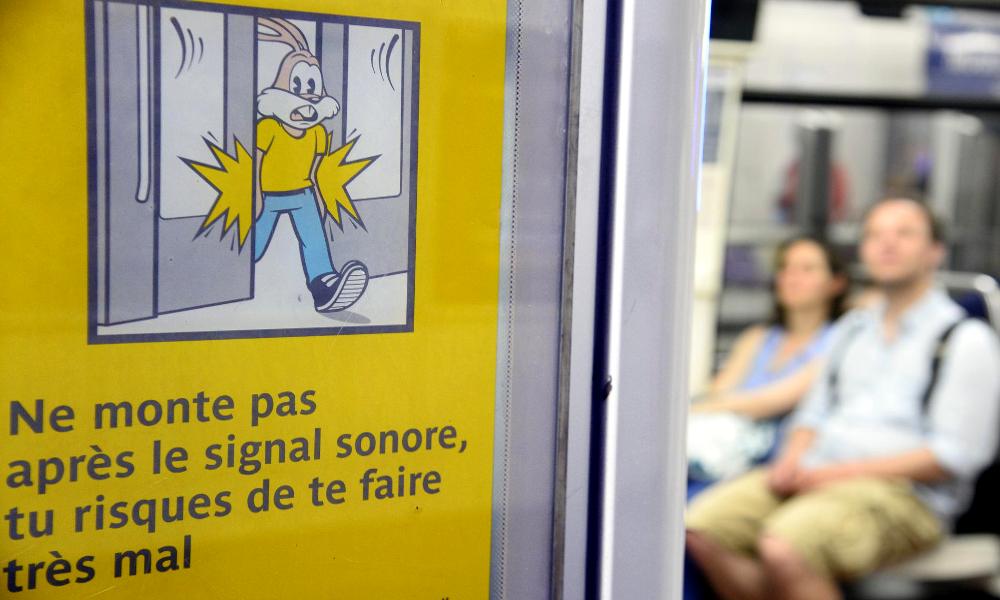 Le métro vous manque ? Il existe un site pour réécouter tous les jingles de la RATP