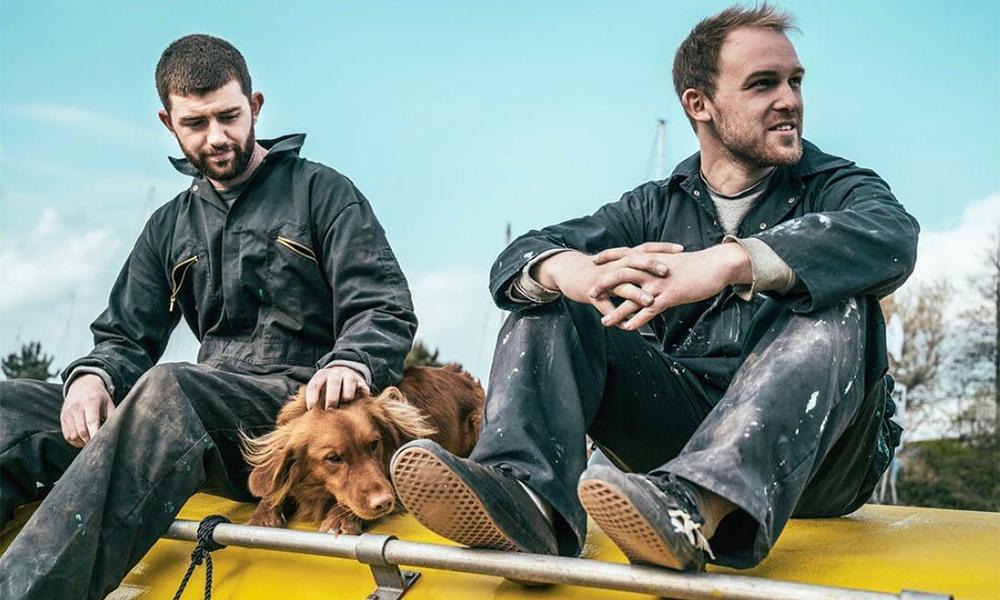Ces deux architectes ont tout plaqué pour partir en Arctique avec leur chien