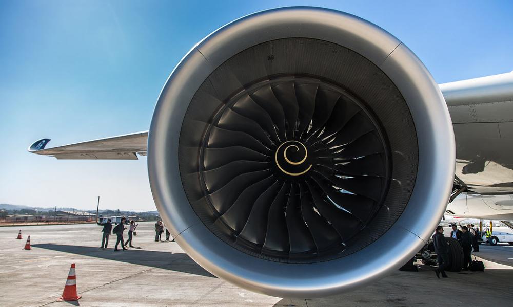 """""""Made in China"""", le premier réacteur d'avion 100% électrique"""