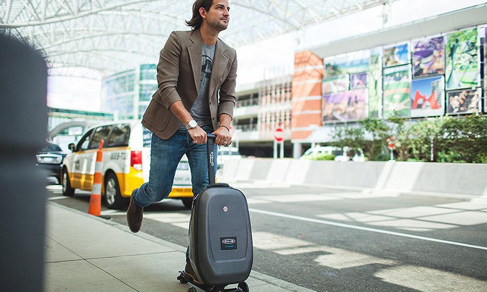 Faut-il installer des trottinettes électriques dans les aéroports ?