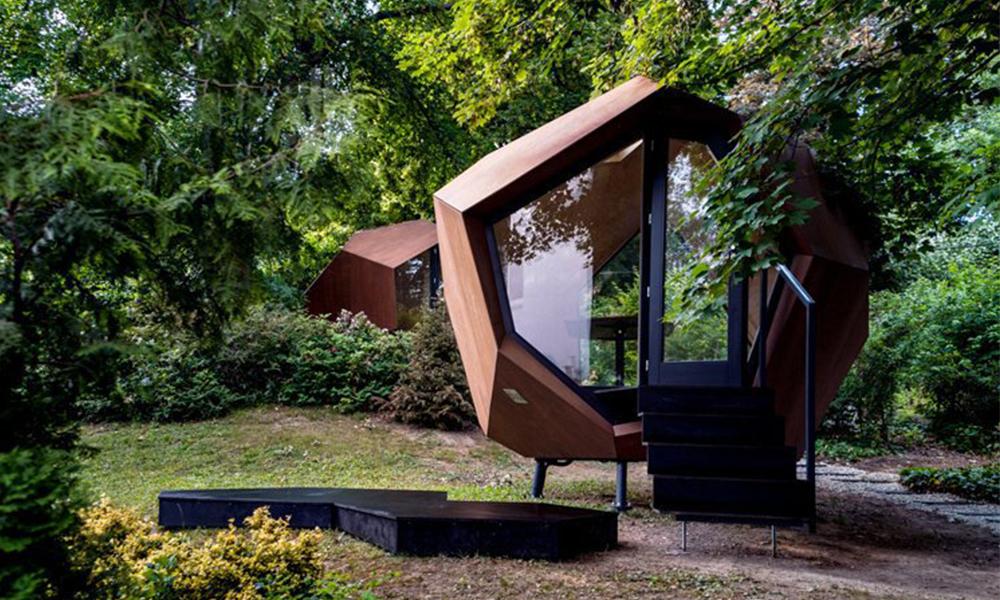 Cette cabane à installer dans son jardin est parfaite pour se reconfiner