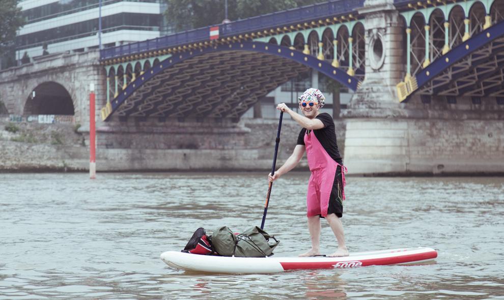 N'est-il pas temps de redécouvrir la Seine en paddle ?