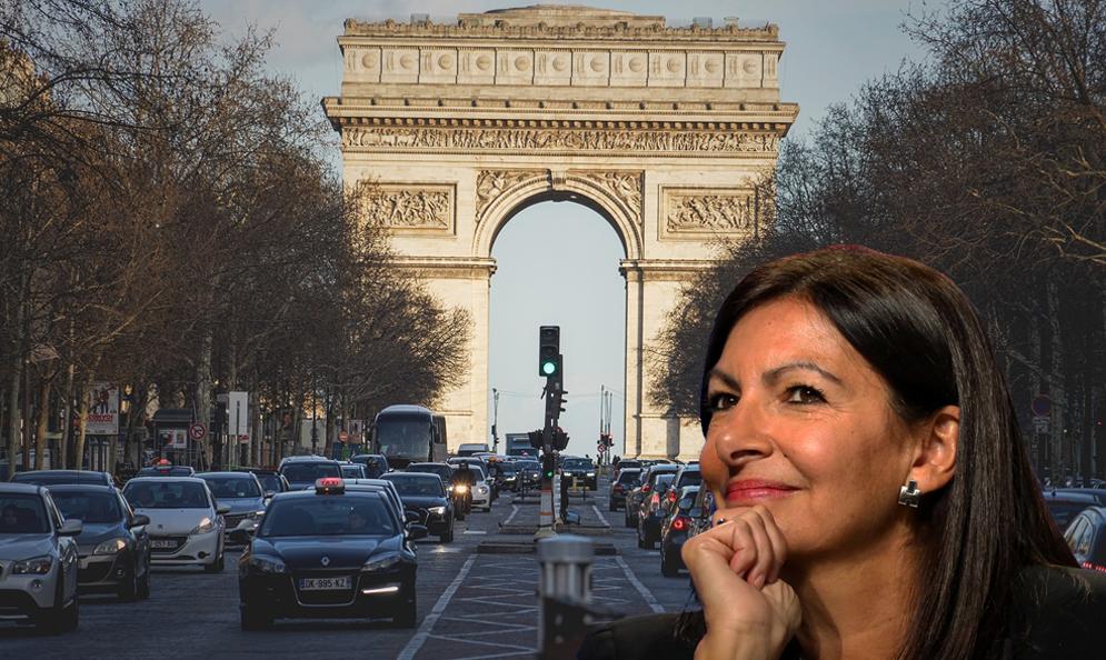 Si Anne Hidalgo est réélue, tout Paris passera au 30 km/h