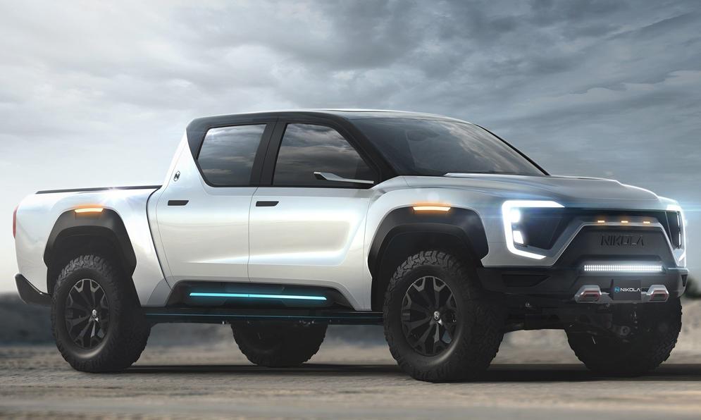 Nikola Badger : un pickup à hydrogène qui roule 900 km sans recharge