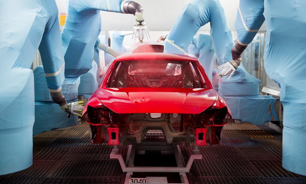 En 10 ans, les usines SEAT ont réduit de 65% leurs émissions de CO2