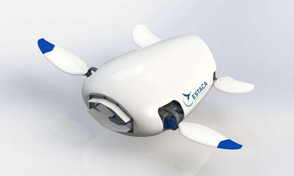 """Ce robot-tortue """"made in France"""" va nettoyer les océans et les rivières"""