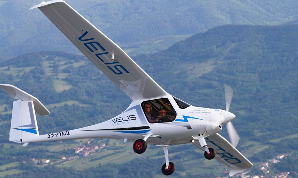 Voici le premier avion 100% électrique à obtenir le droit de voler