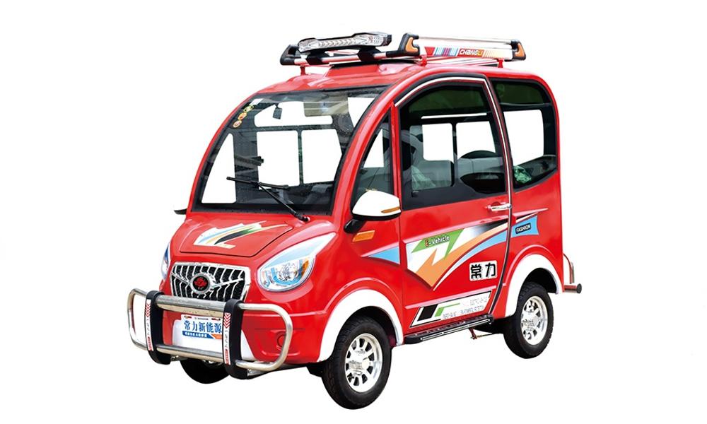 Voici la voiture électrique la moins chère au monde : 820 €