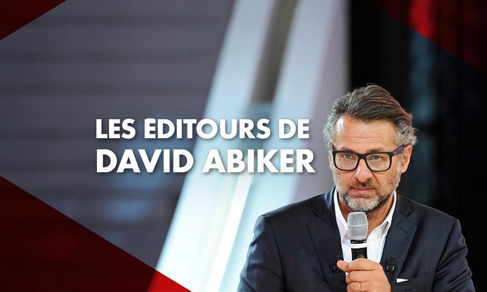 L'éditours de David Abiker : nu dans le TGV