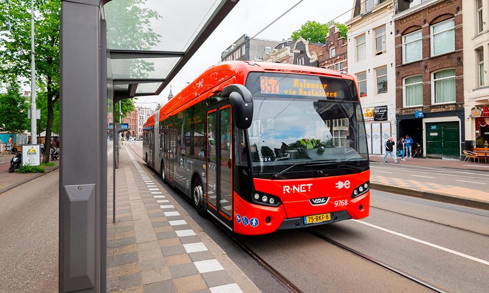 Les principales villes du Danemark s'engagent à n'acheter que des bus électriques
