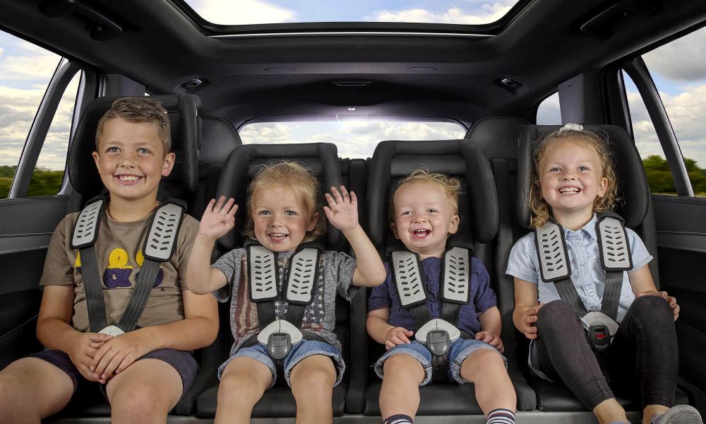 Kidcab, la solution VTC pour transporter vos enfants partout