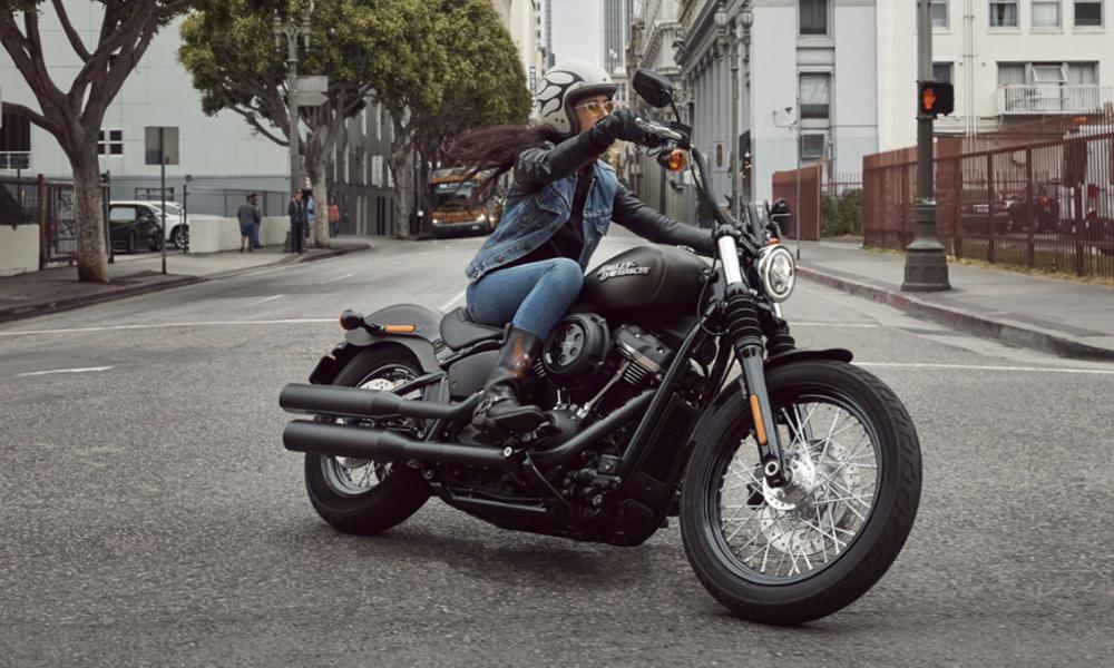Envie de vous mettre à la moto ? Harley-Davidson vous offre le permis