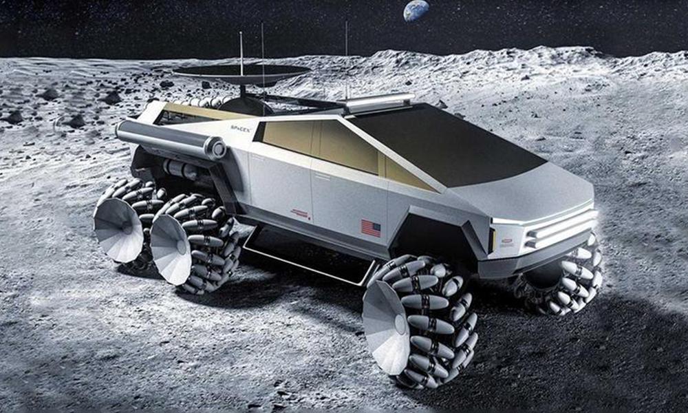 Voici à quoi pourrait ressembler la première voiture lunaire