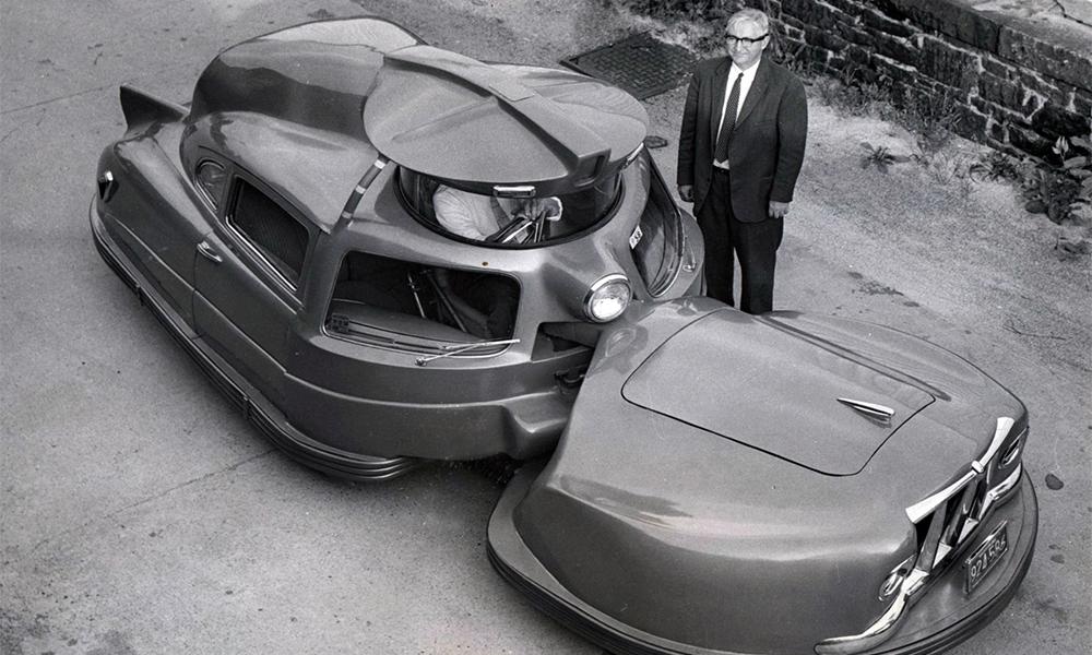 Cet homme a passé sa vie à construire la voiture la plus sûre au monde
