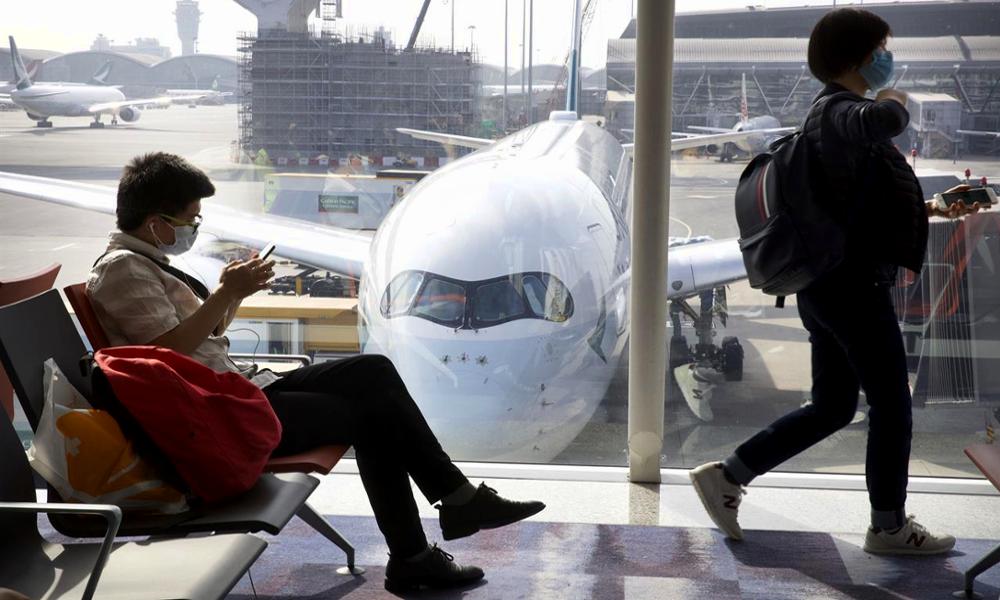 Cet aéroport organise de faux voyages où on ne décolle jamais