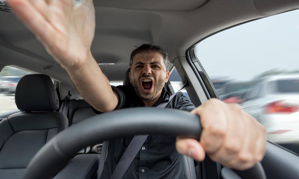 Selon une étude, les Français n'ont jamais été aussi agressifs au volant
