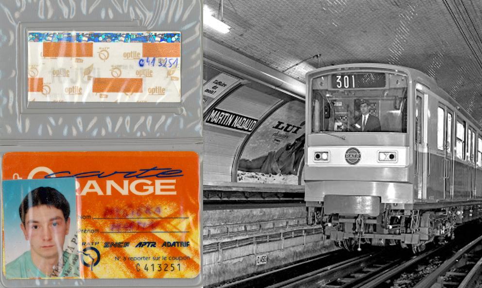 Le 1er juillet 1975, les Français découvraient la carte Orange