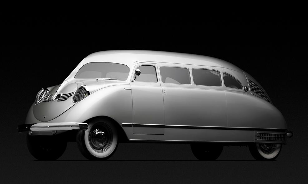 Une voiture, un design, un destin: la Stout Scarab (1935)