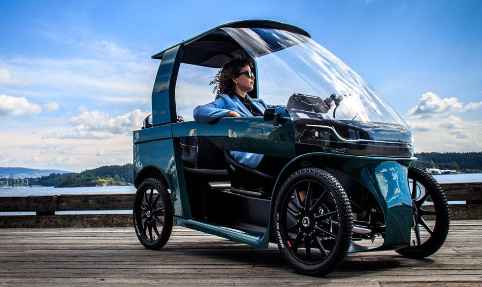 Pour 6000 €, offrez-vous cette fantastique voiture à pédales