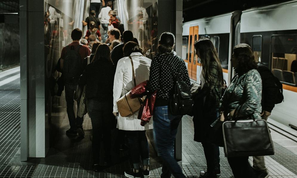 Métro, boulot, dodo : les Parisiens perdent 32 minutes par jour dans les transports