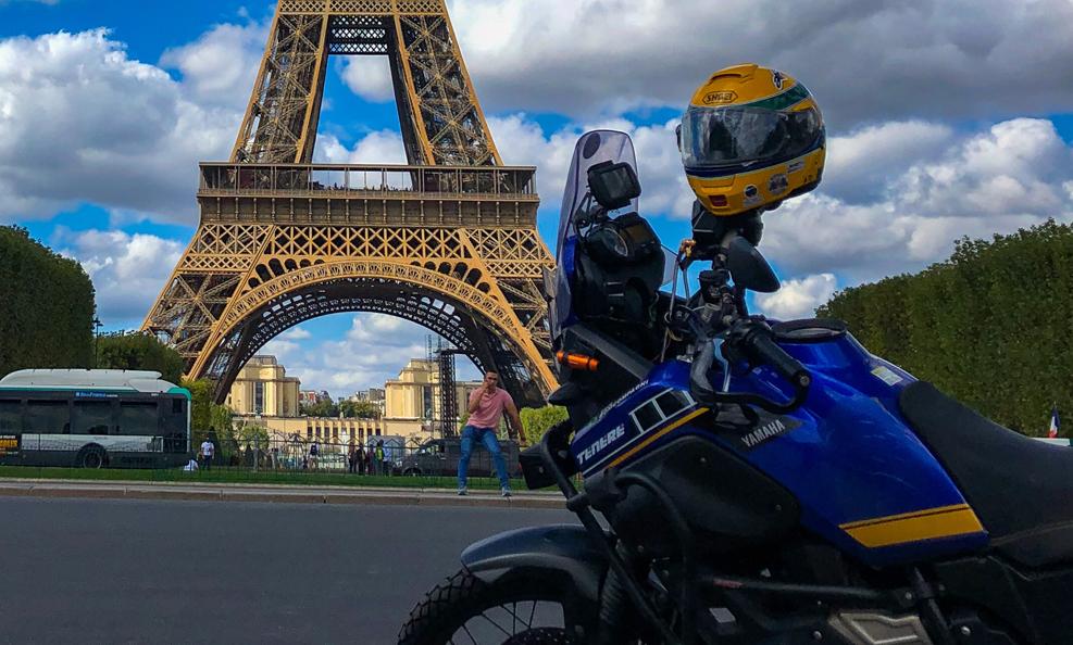 À Paris, le stationnement des motos et scooters pourrait devenir payant