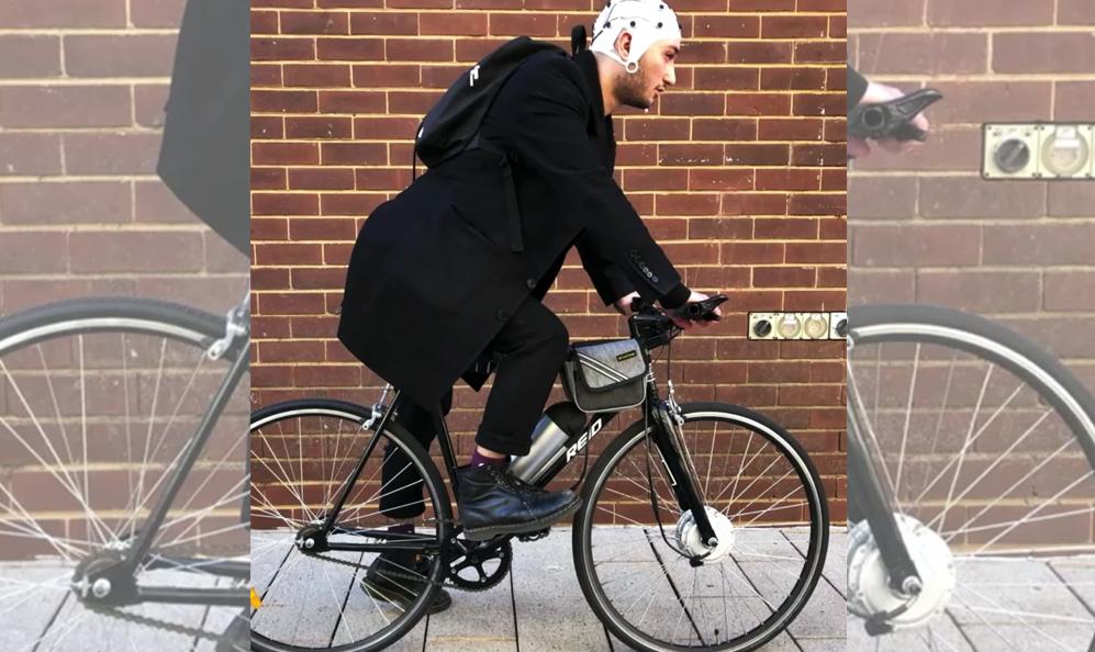 Ce vélo lit dans vos pensées pour prévenir les accidents