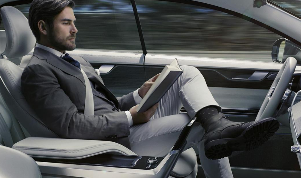 Achtung! L'Allemagne autorise des voitures autonomes sur ses autoroutes