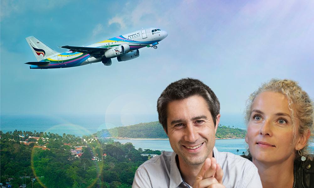 Des députés veulent imposer aux Français un nombre limité de voyages en avion